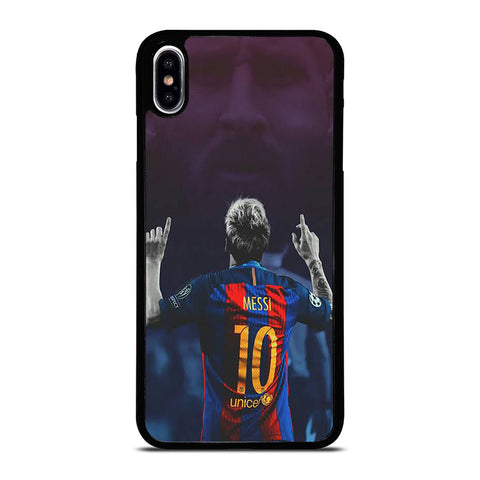 LIONEL MESSI BARCA iPhone XS Max Case Cover