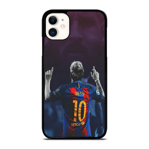 LIONEL MESSI BARCA iPhone 11 Case Cover