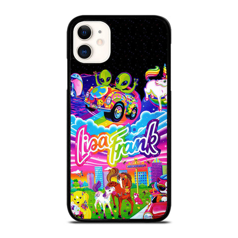 LISA FRANK CUTE iPhone 11 Case Cover
