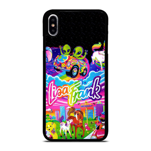 LISA FRANK CUTE iPhone XS Max Case Cover