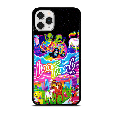 LISA FRANK CUTE iPhone 11 Pro Case Cover