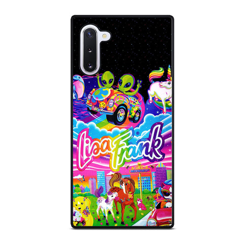 LISA FRANK CUTE Samsung Galaxy Note 10 Case Cover