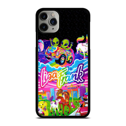 LISA FRANK CUTE iPhone 11 Pro Max Case Cover