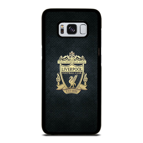 LIVERPOOL FC THE REDS LOGO Samsung Galaxy S8 Case Cover