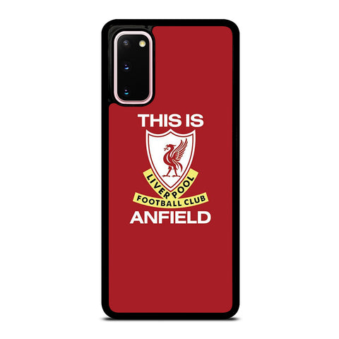 LIVERPOOL FOOTBALL CLUB ANFIELD Samsung Galaxy S20 Case Cover