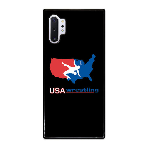 LOGO USA WRESTLING Samsung Galaxy Note 10 Plus Case Cover
