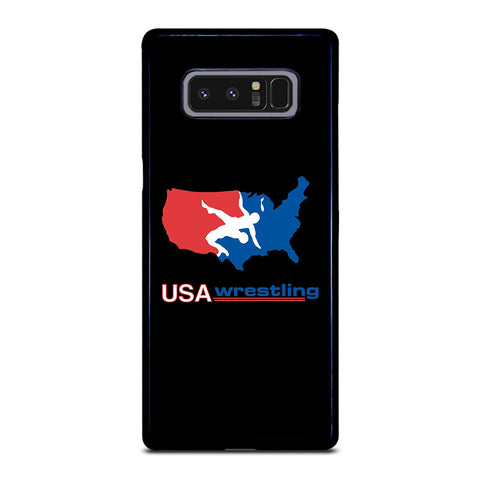 LOGO USA WRESTLING Samsung Galaxy Note 8 Case Cover