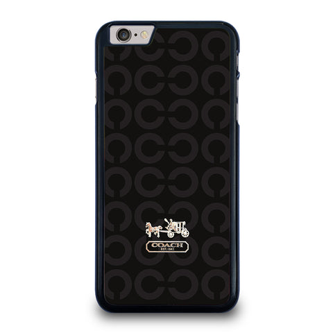 LOGO COACH NEW YORK iPhone 6 / 6S Plus Case Cover