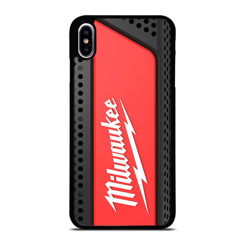 LOGO MILWAUKEE TOOL iPhone XS Max Case Cover