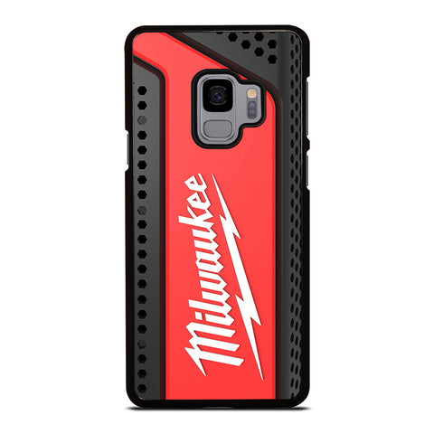 LOGO MILWAUKEE TOOL Samsung Galaxy S9 Case Cover