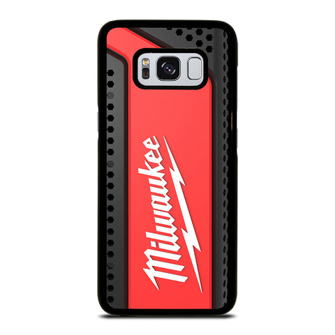 LOGO MILWAUKEE TOOL Samsung Galaxy S8 Case Cover