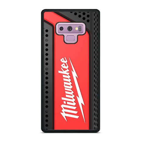 LOGO MILWAUKEE TOOL Samsung Galaxy Note 9 Case Cover