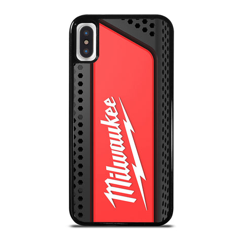 LOGO MILWAUKEE TOOL : iPhone X / XS Case Cover