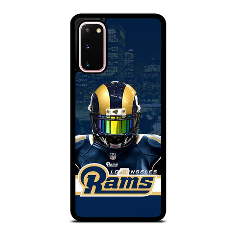 LOS ANGELES RAMS NFL Samsung Galaxy S20 Case Cover