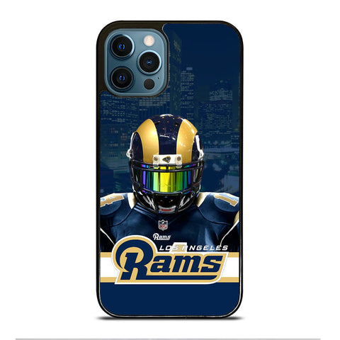 LOS ANGELES RAMS NFL iPhone 12 Pro Max Case Cover