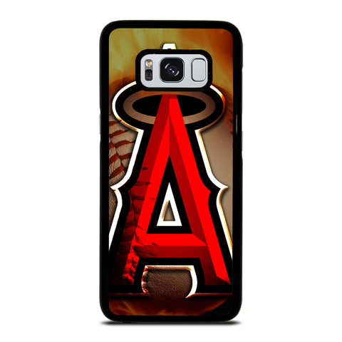 LOS ANGELES ANGELS BASEBALL LOGO Samsung Galaxy S8 Case Cover