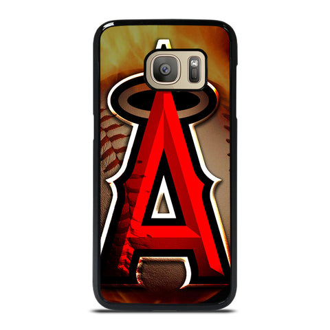 LOS ANGELES ANGELS BASEBALL LOGO Samsung Galaxy S7 Case Cover