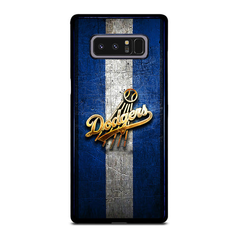LOS ANGELES DODGERS GOLD LOGO Samsung Galaxy Note 8 Case Cover