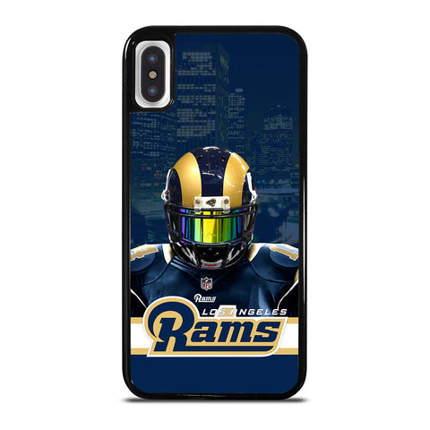 LOS ANGELES RAMS NFL iPhone X / XS Case Cover
