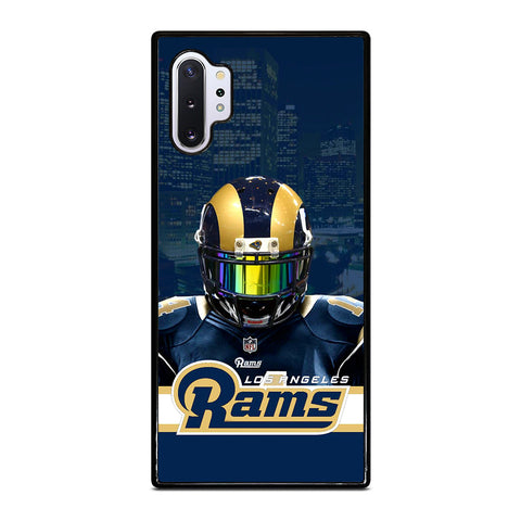 LOS ANGELES RAMS NFL Samsung Galaxy Note 10 Plus Case Cover