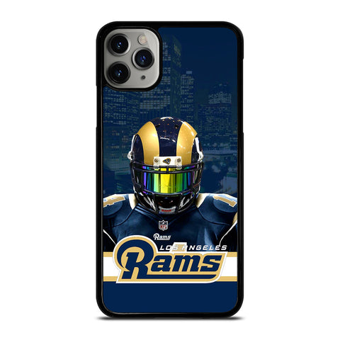 LOS ANGELES RAMS NFL iPhone 11 Pro Max Case Cover