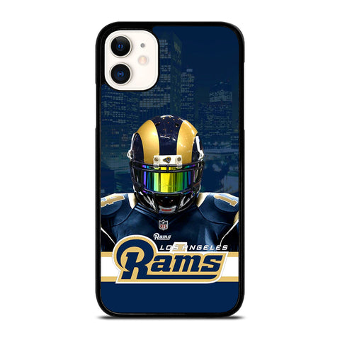 LOS ANGELES RAMS NFL iPhone 11 Case Cover