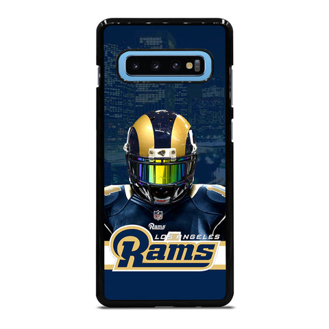 LOS ANGELES RAMS NFL Samsung Galaxy S10 Plus Case Cover