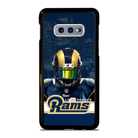 LOS ANGELES RAMS NFL Samsung Galaxy S10e Case Cover