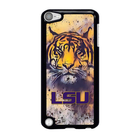 LSU TIGERS  ART LOGO iPod Touch 5 Case