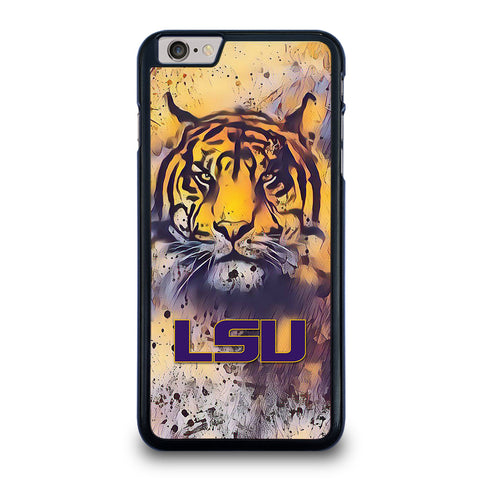 LSU TIGERS  ART LOGO iPhone 6 / 6S Plus Case Cover