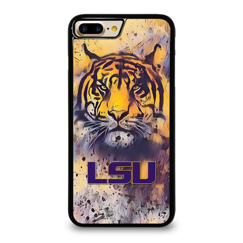 LSU TIGERS  ART LOGO iPhone 7 / 8 Plus Case Cover
