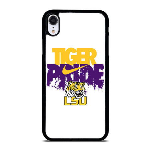 LSU TIGERS NIKE LOGO iPhone XR Case Cover