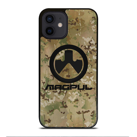 MAGPUL MULTICAM CAMO ICON iPhone 12 Mini Case Cover