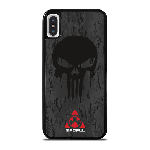 MAGPUL MULTICAM SKULL CAMO iPhone X / XS Case Cover