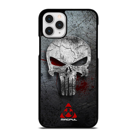 MAGPUL PUNISHER METAL LOGO iPhone 11 Pro Case Cover