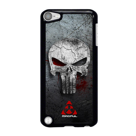 MAGPUL PUNISHER METAL LOGO iPod Touch 5 Case