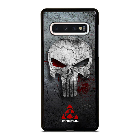 MAGPUL PUNISHER METAL LOGO Samsung Galaxy S10 Case Cover