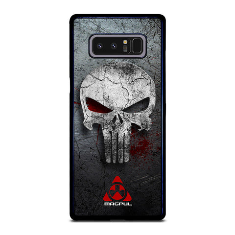 MAGPUL PUNISHER METAL LOGO Samsung Galaxy Note 8 Case Cover