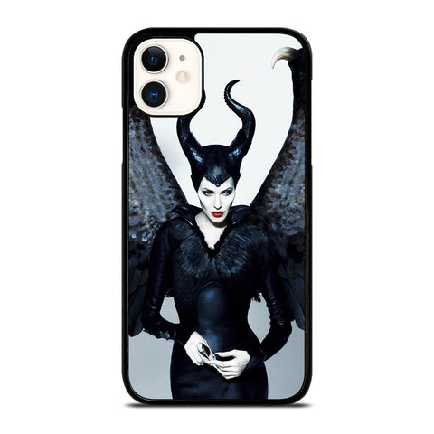 MALEFICENT ANGELINA JOLIE DISNEY iPhone 11 Case Cover