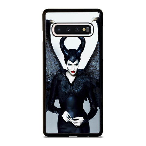 MALEFICENT ANGELINA JOLIE DISNEY Samsung Galaxy S10 Case Cover