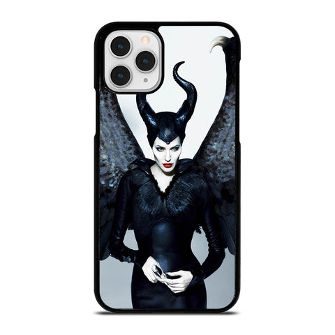 MALEFICENT ANGELINA JOLIE DISNEY iPhone 11 Pro Case Cover
