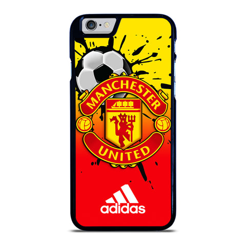 MANCHESTER UNITED FC LOGO iPhone 6 / 6S Case Cover