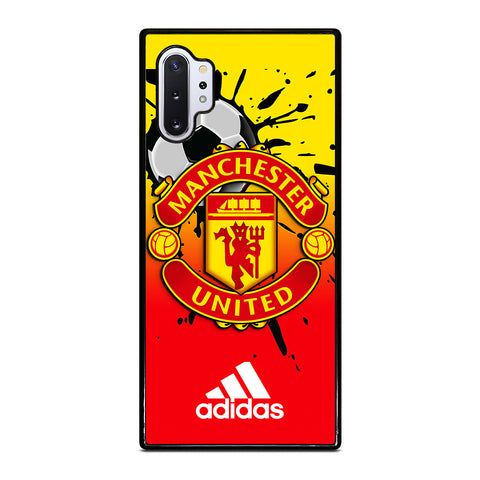MANCHESTER UNITED FC LOGO Samsung Galaxy Note 10 Plus Case Cover