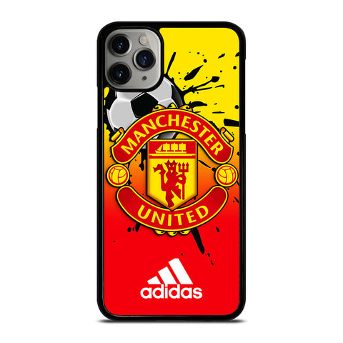 MANCHESTER UNITED FC LOGO iPhone 11 Pro Max Case Cover