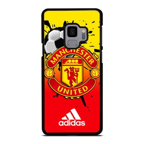 MANCHESTER UNITED FC LOGO Samsung Galaxy S9 Case Cover