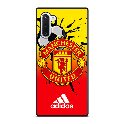 MANCHESTER UNITED FC LOGO Samsung Galaxy Note 10 Case Cover