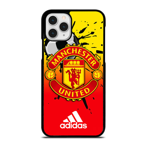 MANCHESTER UNITED FC LOGO iPhone 11 Pro Case Cover