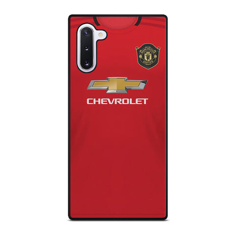MANCHESTER UNITED NEW JERSEY Samsung Galaxy Note 10 Case Cover