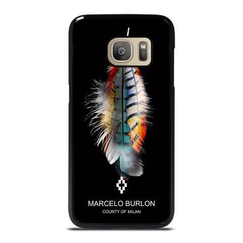 MARCELO BURLON Samsung Galaxy S7 Case Cover