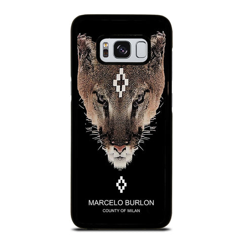 MARCELO BURLON TIGER Samsung Galaxy S8 Case Cover